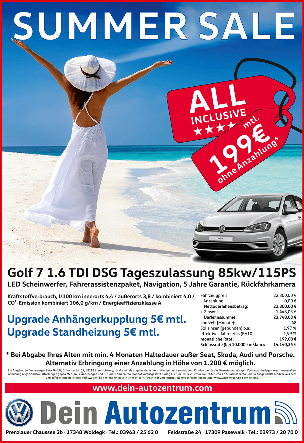 SUMMER SALE Golf